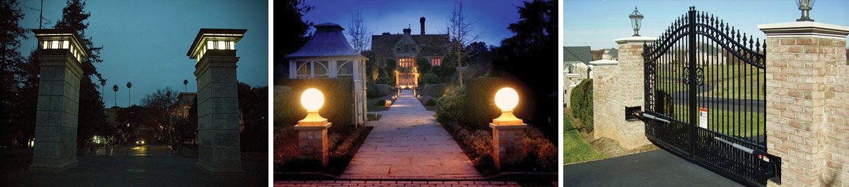 HKU Lighting Solutions & HKU Lighting Solutions - Post / Gate Lights Garden Lights Pole ... azcodes.com